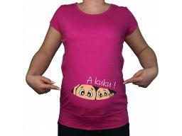 Koszulka nocna damska ciążowa bawełna wzory xxl