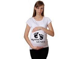 Koszulka ciążowa koszulki ciążowe nowe wzory! xl