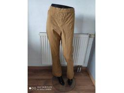 George r.44/46 jeansy na gumkę spodnie damskie hit