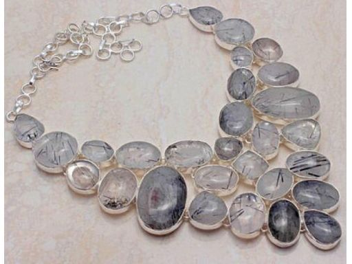 Lux art.naszyjnik srebro 925