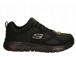 Skechers track bucolo 52635 bbk rozmiar 44