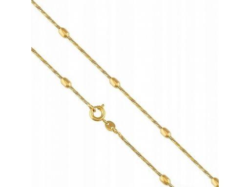 Lux art.bransoletka pokryta 18k złotem