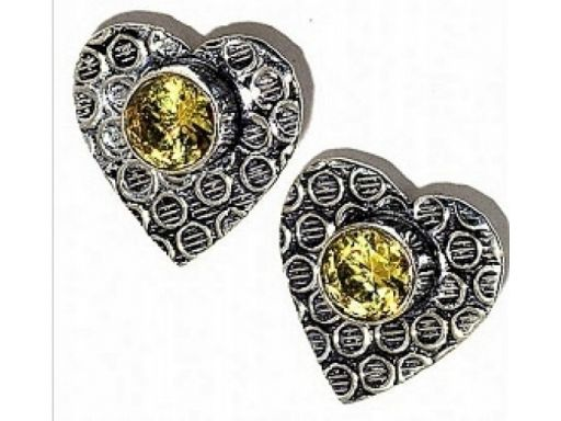 Lux art.kolczyki srebro 925